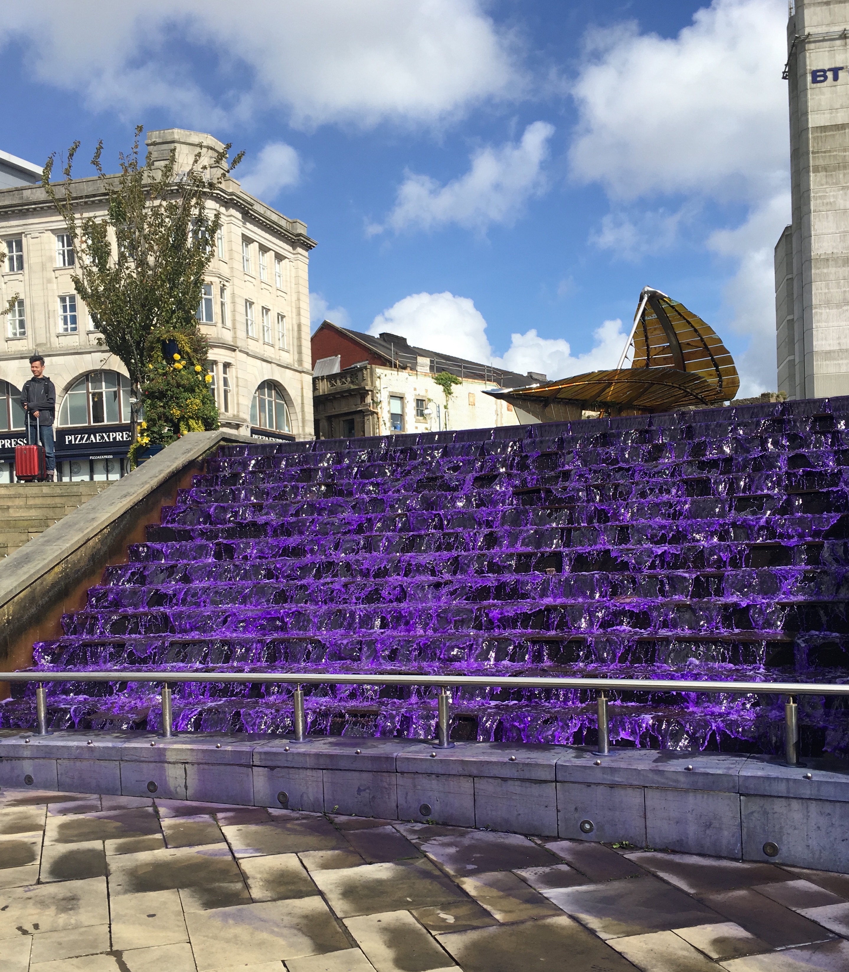 Swansea Big Weekend Waves The Purple Flag For The City